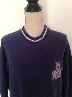 ce8889b02 Vintage Dallas Cowboys Rare Sweatshirt
