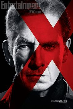'X-Men' first look: 'Days of Future Past' posters split the difference | Ian McKellan and Michael Fassbender