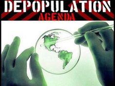 Sustainable Development Is a Communist Agenda with De-Population As It's Goal