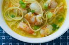 Coconut Shrimp Soup — Punchfork