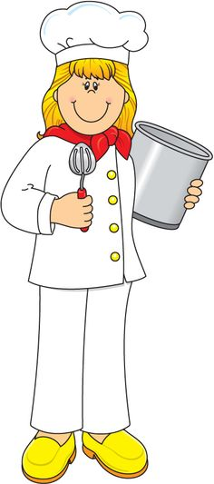 Cooking Class Clipart