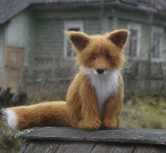 fox cub...is that real?