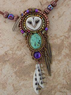 Sweet Little Owl Necklace