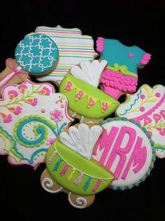 Palestine Painted Cookie Beautiful Cookies!