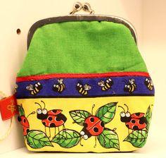 #DIY im #Friedrichshain  - Christine hat noch viel mehr #einfach wunderschöne kleine Taschen, Täschchen und Behälter bei uns