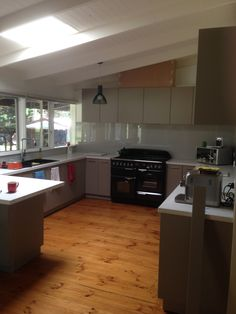 After Renovation- Balwyn Client- The transformation is simply stunning. We are extremely happy when our client is 100% satisfied with their new and renovated kitchen