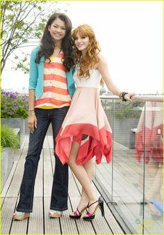 bella thorne germany  | Bella Thorne & Zendaya: Munich Rooftop Photo Call | bella thorne ...