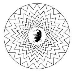 29 Free Printable Mandala Colouring Pages - Canada Arts Connect Geometric Coloring Pages, Mandala Coloring Pages, Colouring Pages, Coloring Sheets, Coloring Books, Mandala Pattern, Zentangle Patterns, Embroidery Patterns, Zentangles
