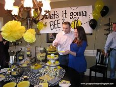 Gender Reveal - Whats it gonna BEE?