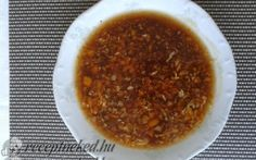 Savanyú-csípős kínai leves recept fotóval Wok, Food To Make, Chili, Cooking, Recipes, Soups, Drinks, Kitchen, Drinking