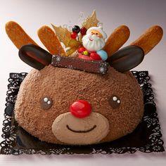 チョコレートベースのケーキ|【店頭お渡し】ケーキ|タカシマヤのクリスマス 2015|高島屋のギフト|高島屋オンラインストア
