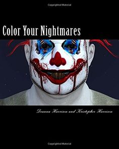 Color Your Nightmares: Adult Gray Scale Coloring Book by ... https://www.amazon.com/dp/1537482181/ref=cm_sw_r_pi_dp_x_jBB9xb9K6FB1R