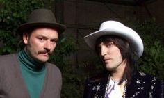 The Mighty Boosh - surreal nonsensical amazingness
