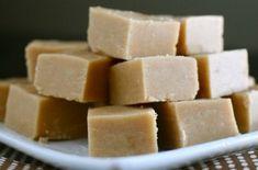 Peanut Butter Fudge --- one of my favorite Christmas sweets, super easy.  Made last year & again this year to rave reviews.