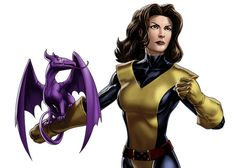 Kitty Pryde in X Men #explorer #archetype #brandpersonality