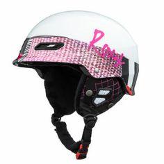 Roxy Power Powder Snow Helmet - White