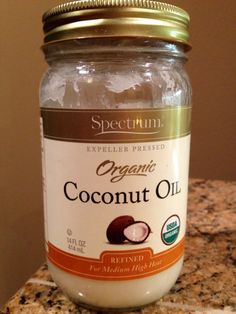 Organic coconut oil uses: •Makeup remover  •Removes excess hair-removal wax •Vanishes eczema! (little, red bumps on arms) •body lotion :) love for my legs & arms! •instead of PAM spray, butter, or any other non-stick oil. (Much healthier option bc it does not breakdown in high heat to produce carcinogens like other oils do)