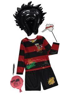 Kids Dennis the Menace Fancy Dress Costume – Novelty-Characters Dennis The  Menace 0fe0c4139