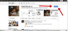 Edit Your Google  Profile
