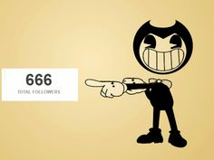 OK that number looks familiar ho my gosh its the number from the train poster that's y Bendy has the number 666 on his train  XD