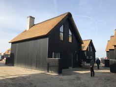 Vores næsten færdige Strandvillaer på Hvidbjerg