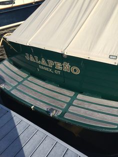 JALAPEÑO Boat Names