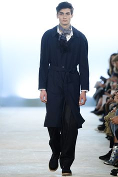 E. Tautz Fall 2016 Menswear Fashion Show