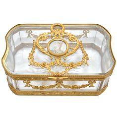 Gorgeous Crystal Box