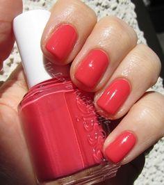 ♥ In Love With Life ♥: essie - Peach Daiquiri