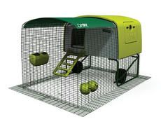 Eglu: http://www.omlet.us/shop/shop.php?cat=Eglu&sub=Eglu+Cube&product_id=5466&product_name=Eglu+Cube+Chicken+House+-+Green