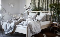 The biggest design trends to watch for in 2019 ikea kids bed, cozy bedroom, Bedding Inspiration, Decor Inspiration, Ikea Bedroom, Cozy Bedroom, Bedroom Ideas, Master Bedroom, Ikea Kids Bed, Under Bed Drawers, Under Bed Storage