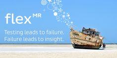 Testing leads to failure. Failure leads to insight.