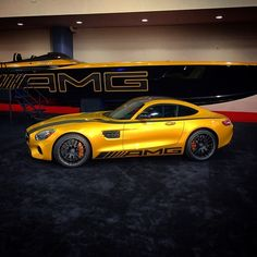 """""The Mercedes-AMG GT S is built according to the motto 'Handcrafted by Racers"", says Tobias Moers, Chairman of the Board of Management of Mercedes-AMG.…"""