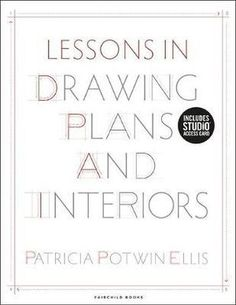Booktopia has Lessons in Drawing Plans and Interiors, Bundle Book + Studio Access Card by Patricia Potwin Ellis. Buy a discounted Paperback of Lessons in Drawing Plans and Interiors online from Australia's leading online bookstore. Interior Design Classes, Interior Design Books, Interior Design Business, Kitchen Elevation, Interiors Online, House Interiors, Rent Textbooks, Construction Documents, Electrical Plan