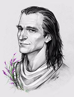 Book Emiel Regis by Anastasia Kulakovskaya (Witcher)