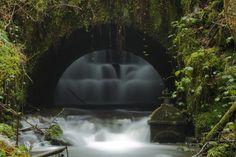 Cascade de Faymont, Les Vosges, Lorraine