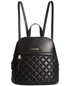 Calvin Klein Chelsea Lamb Backpack - Backpacks - Handbags & Accessories - Macy's