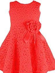 Girl's Fashion  Flower  Dresses  Lovely Princess ... – MXN $ 205.50