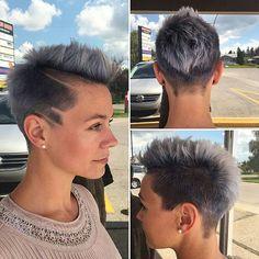 WEBSTA @ hashtagpixiecuts - #pixiecutsLines @kirsteclipse_yyc color @hairbyhucks…