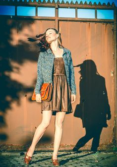 Jacket from modino.sk more photos here: http://byfoxygreen.blogspot.sk/2015/06/the-sun-is-merrily-blazing-but-in.html #styling #look #ootd #flower #jacket #denim #blogger #byfoxygreen #foxygreen
