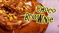 🎂 Easy Chocolate Brownies  🍏 Let's cook with Funny Fru! 😃