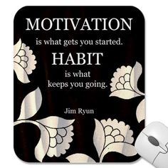 it takes 21 days to form a habit... get started today!