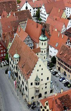 Nordlingen, Germany (by Scunner)