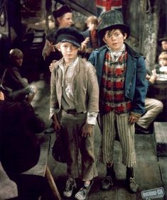 Oliver Twist and the Artful Dodger - couples costume