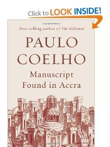 Manuscript Found in Accra: Paulo Coelho, Margaret Jull Costa: 9780385349833: Amazon.com: Books