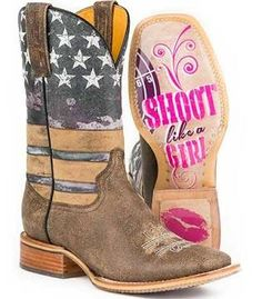 Dan Post N'dependence (Brown/Multi) Cowboy Boots ($290) ❤ liked ...