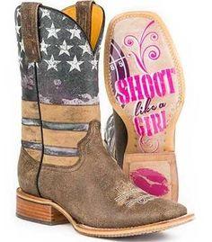 Dan Post N'dependence (Brown/Multi) Cowboy Boots ($290) ❤ liked ...