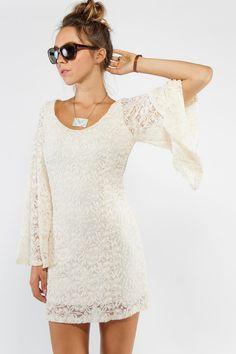 Farrah Flare Dress