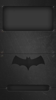 Black Batman Lockscreen