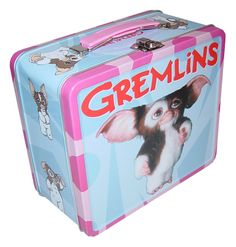 Photo of Gizmo Lunch Box for fans of Lunch Boxes 2267554 90s Childhood, Childhood Memories, Gremlins Gizmo, Cool Lunch Boxes, Popular Toys, Cartoon Tv Shows, Funny Drawings, Food Storage Containers, Vintage Books